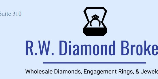 R.W. Diamond Broker in Dallas. We are open. We need your Business.