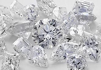 Loose Diamonds In Dallas At R.W. Diamond