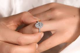 Things you should not do with your Engagement Ring