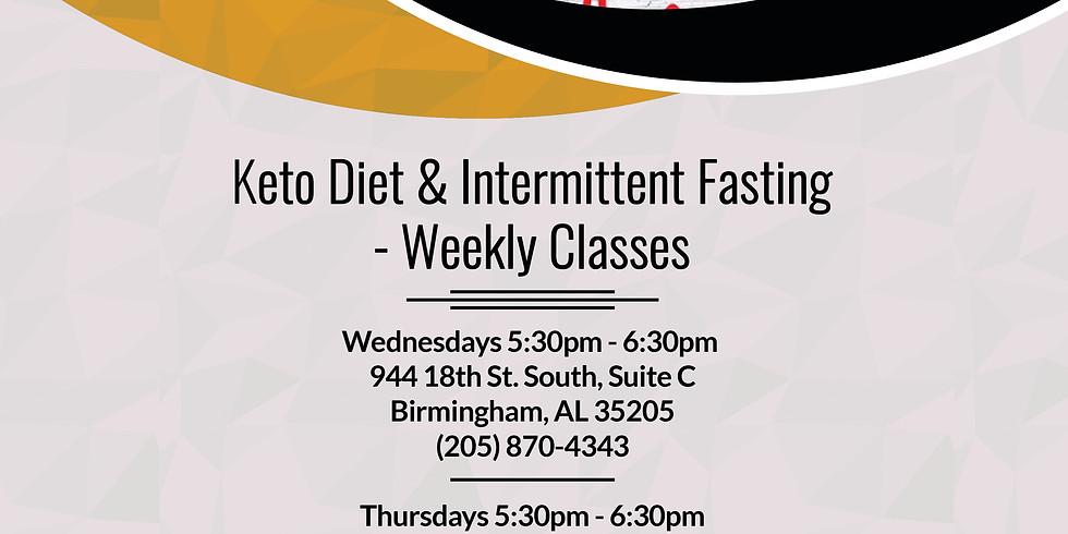 Keto & Intermittent Fasting