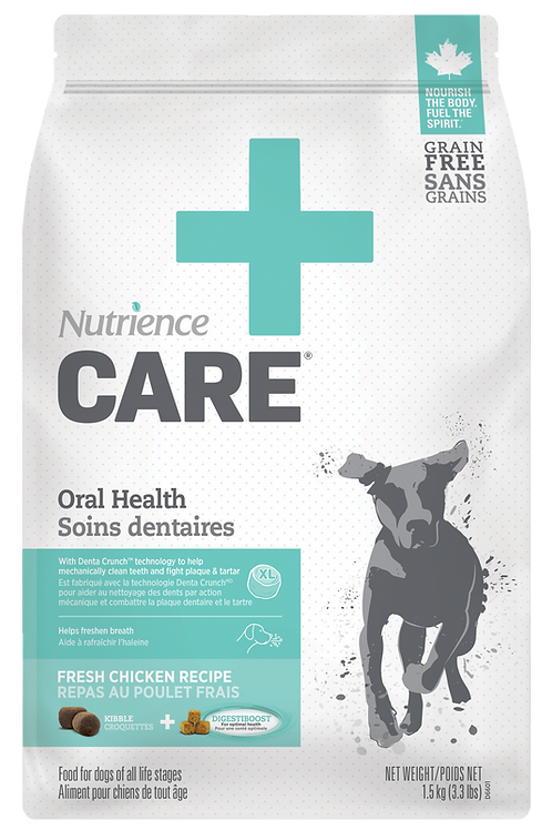 Nutrience Care Soins dentaires
