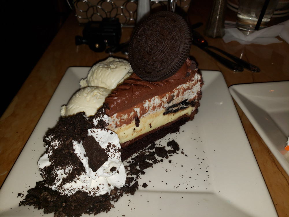 The Cheesecake Factory Oreo Dream Extreme