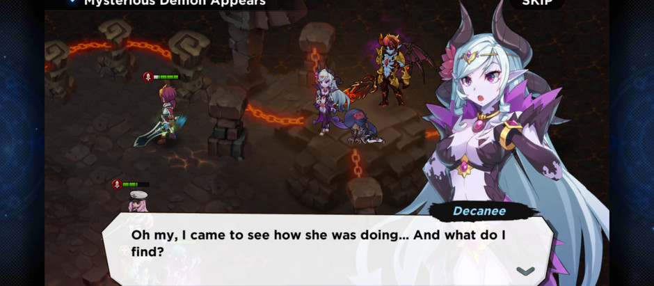 GrandChase Review