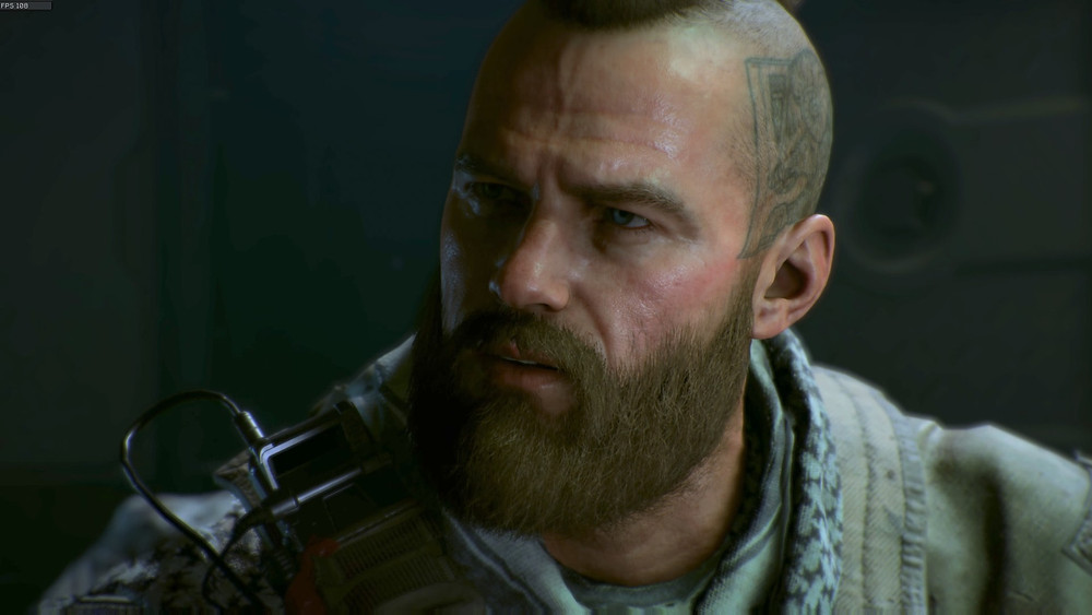Activision Call of Duty Black Ops 4 soldier man beard