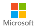 Microsoft Logo Orange Blue Yellow Green Squares