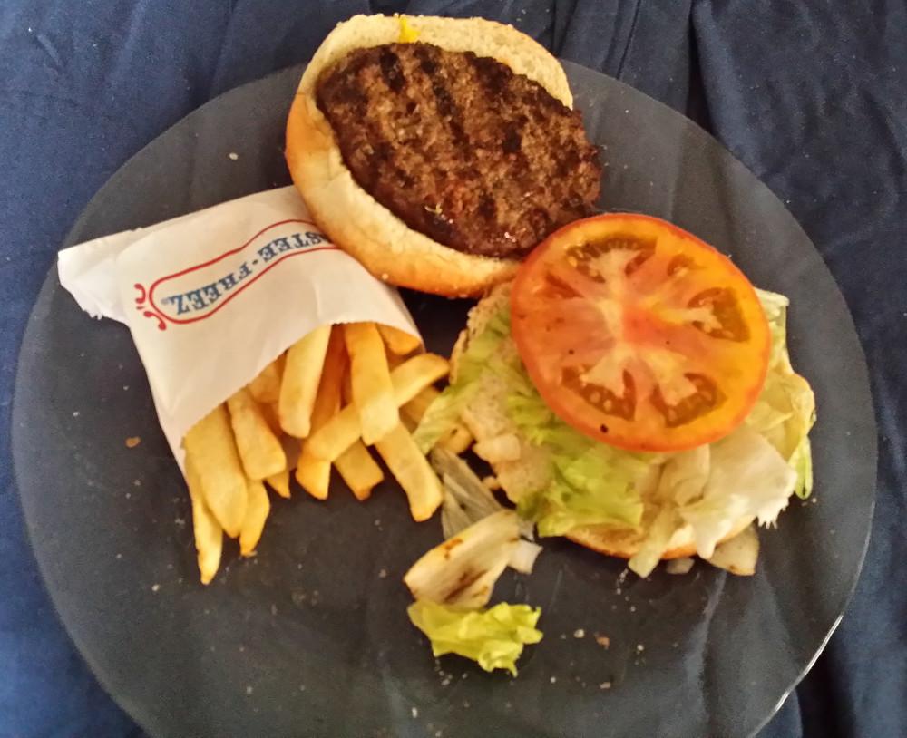 The Freeze Tastee Burger
