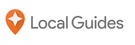 Google Local Guides Log White Background