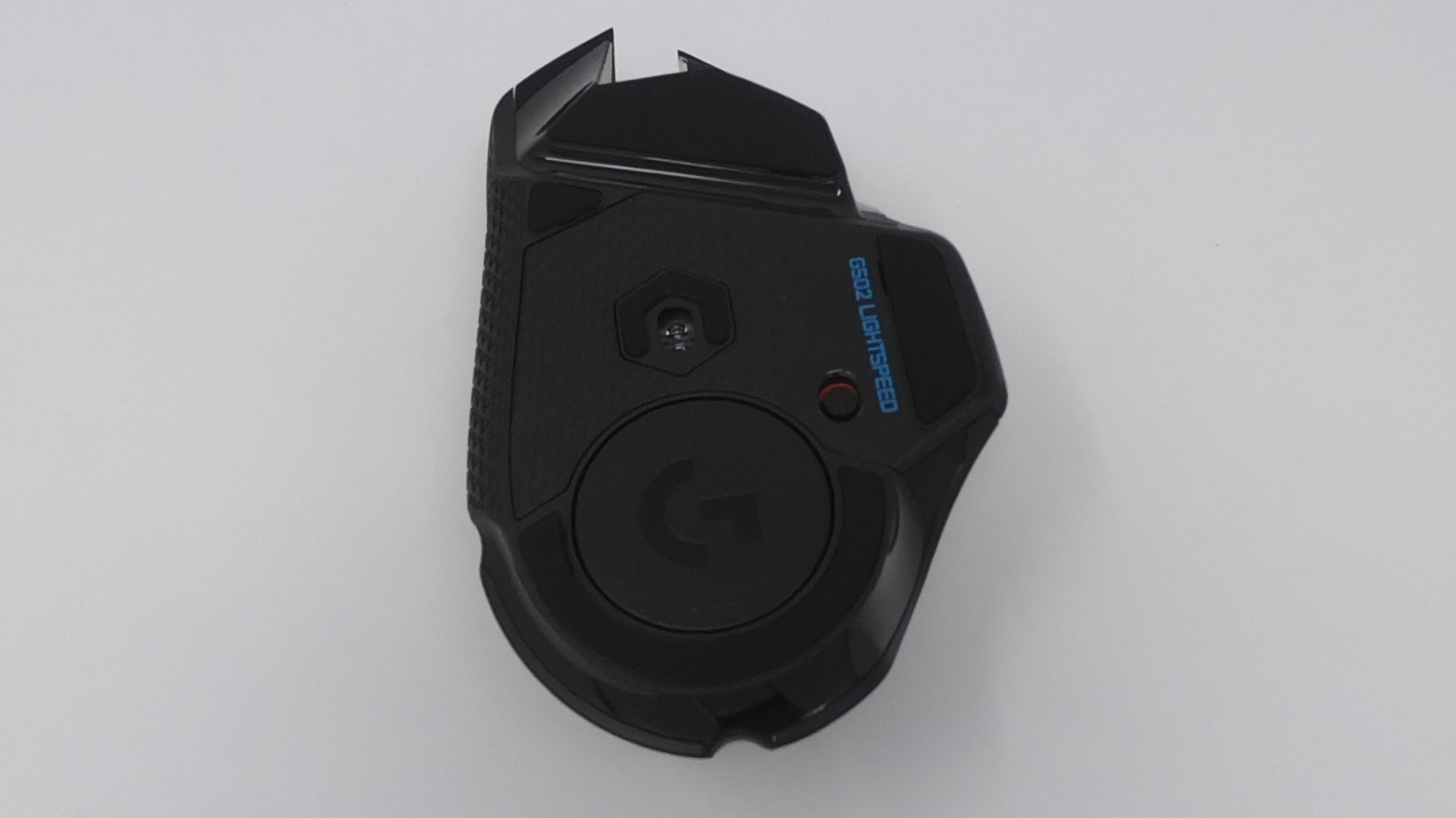 Logitech G502 Wireless Bottom