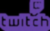 Twitch logo clear background