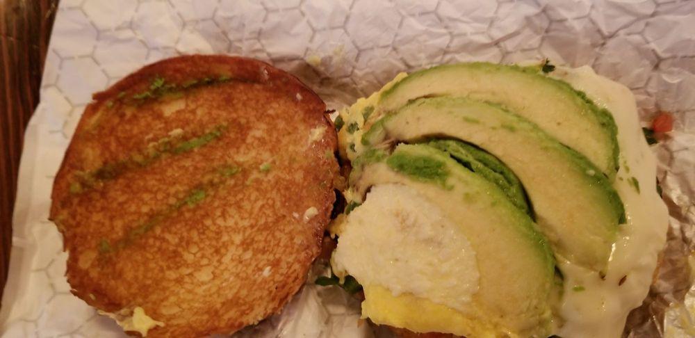 Do-Rite Donuts & Chicken Vera Cruz Sandwich