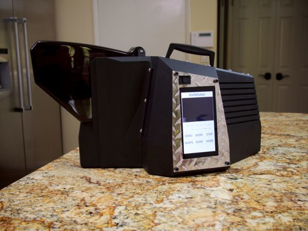 IndieGoGo The Knife Robot