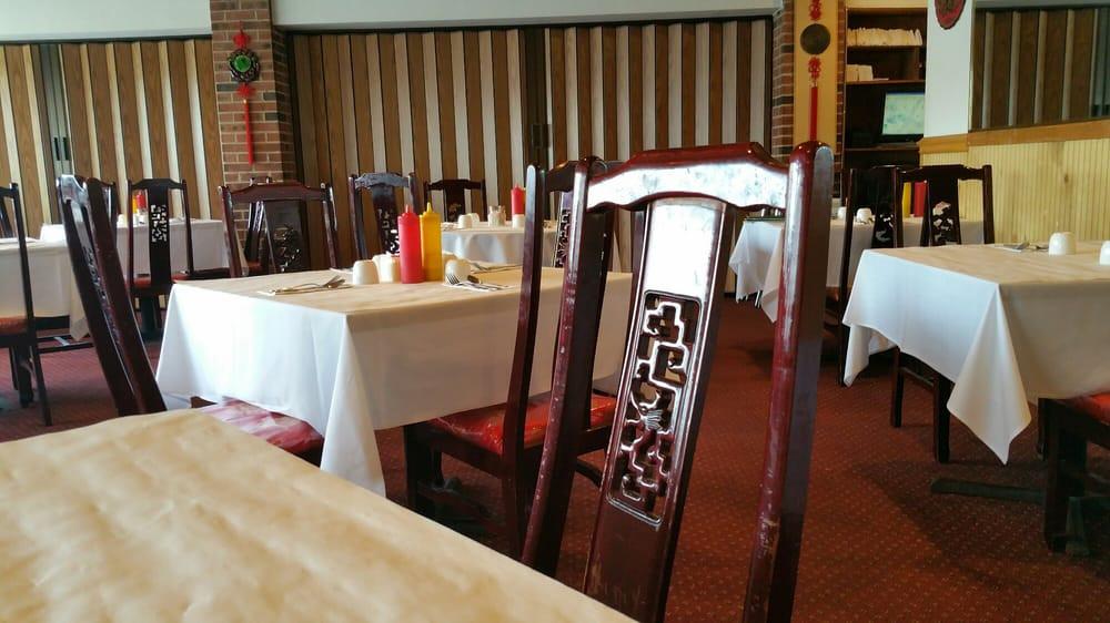 Tasty Cuisine Chinese Restaurant Decor