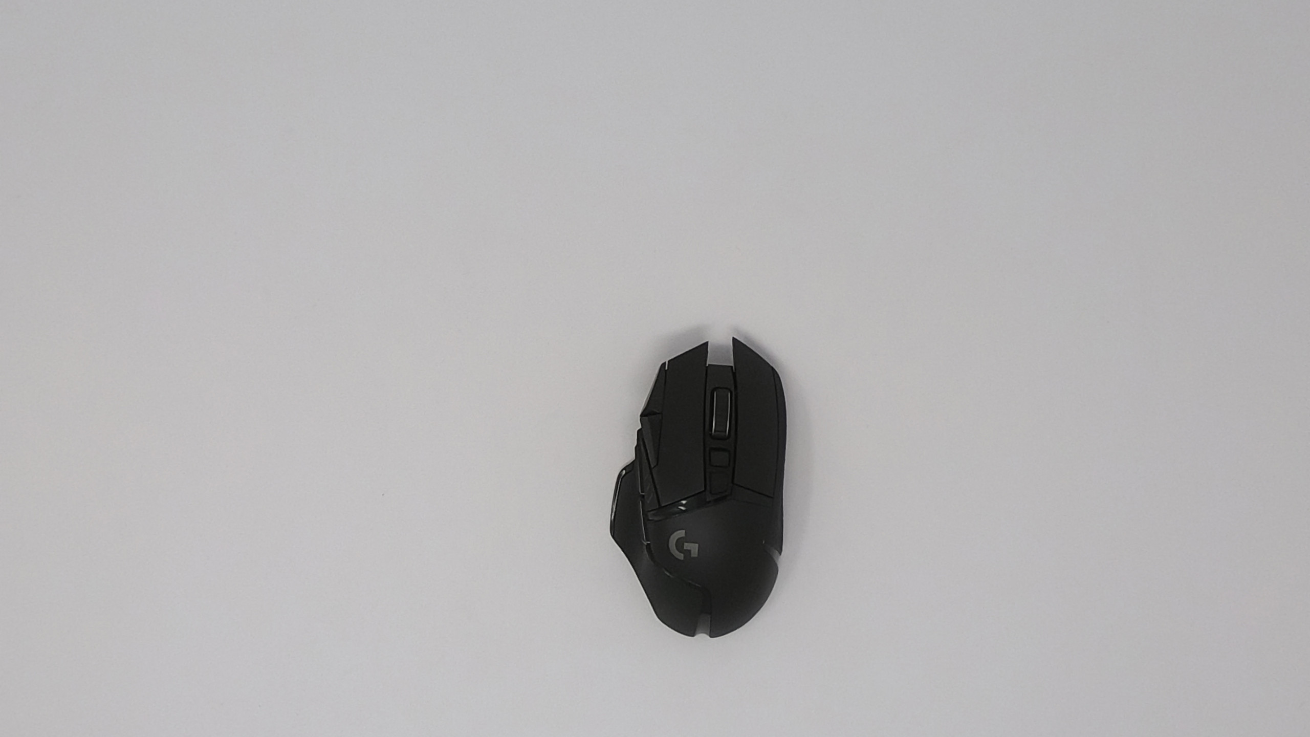 Logitech G502 Wireless Top