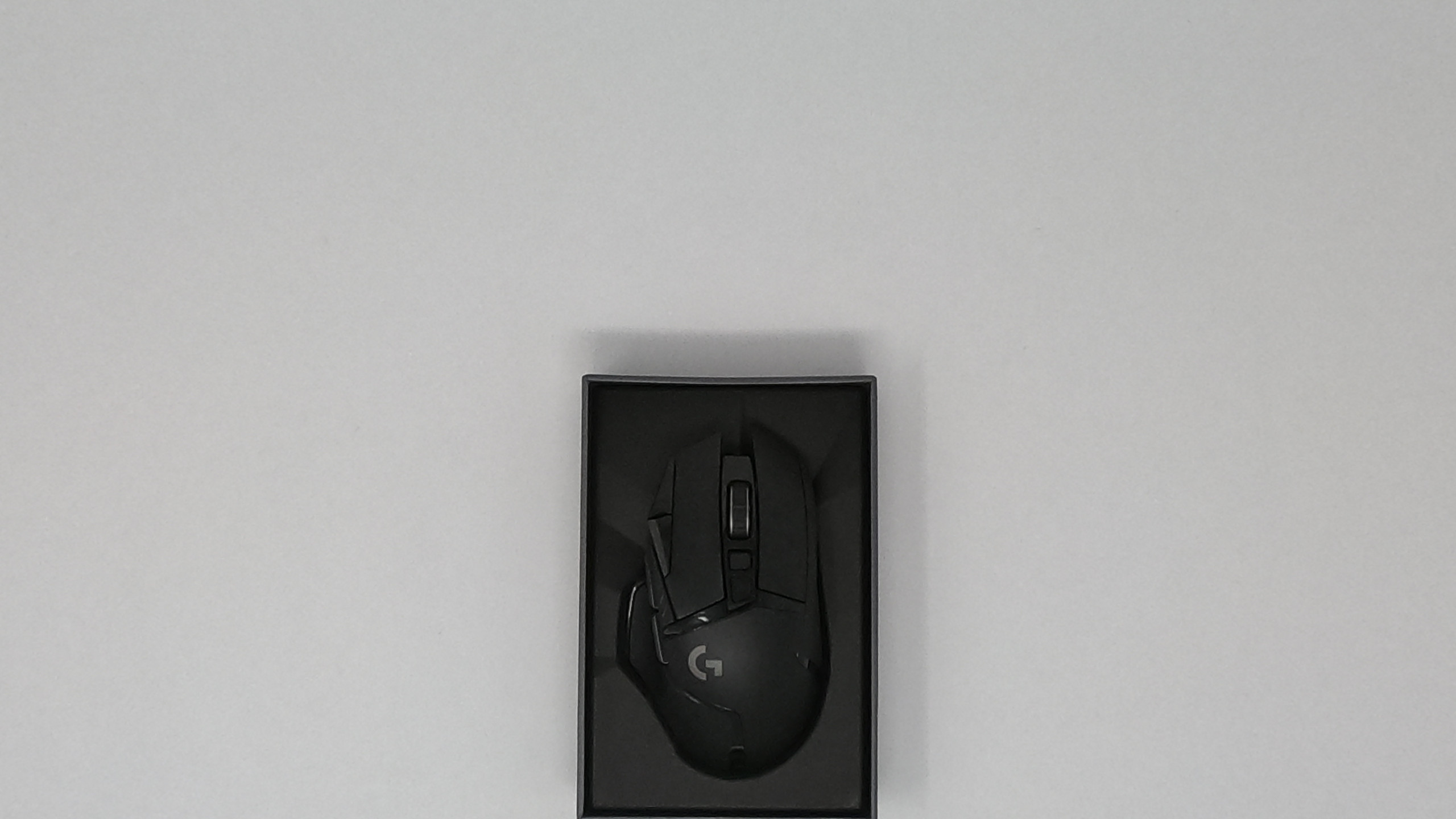 Logitech G502 Wireless Front Packaged in Box