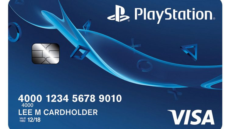 Capital One Sony Playstation Credit Card
