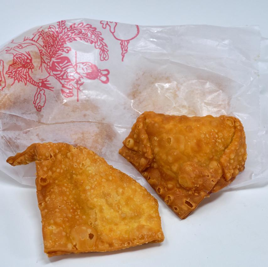 Tasty Chinese Food Crab Rangoon