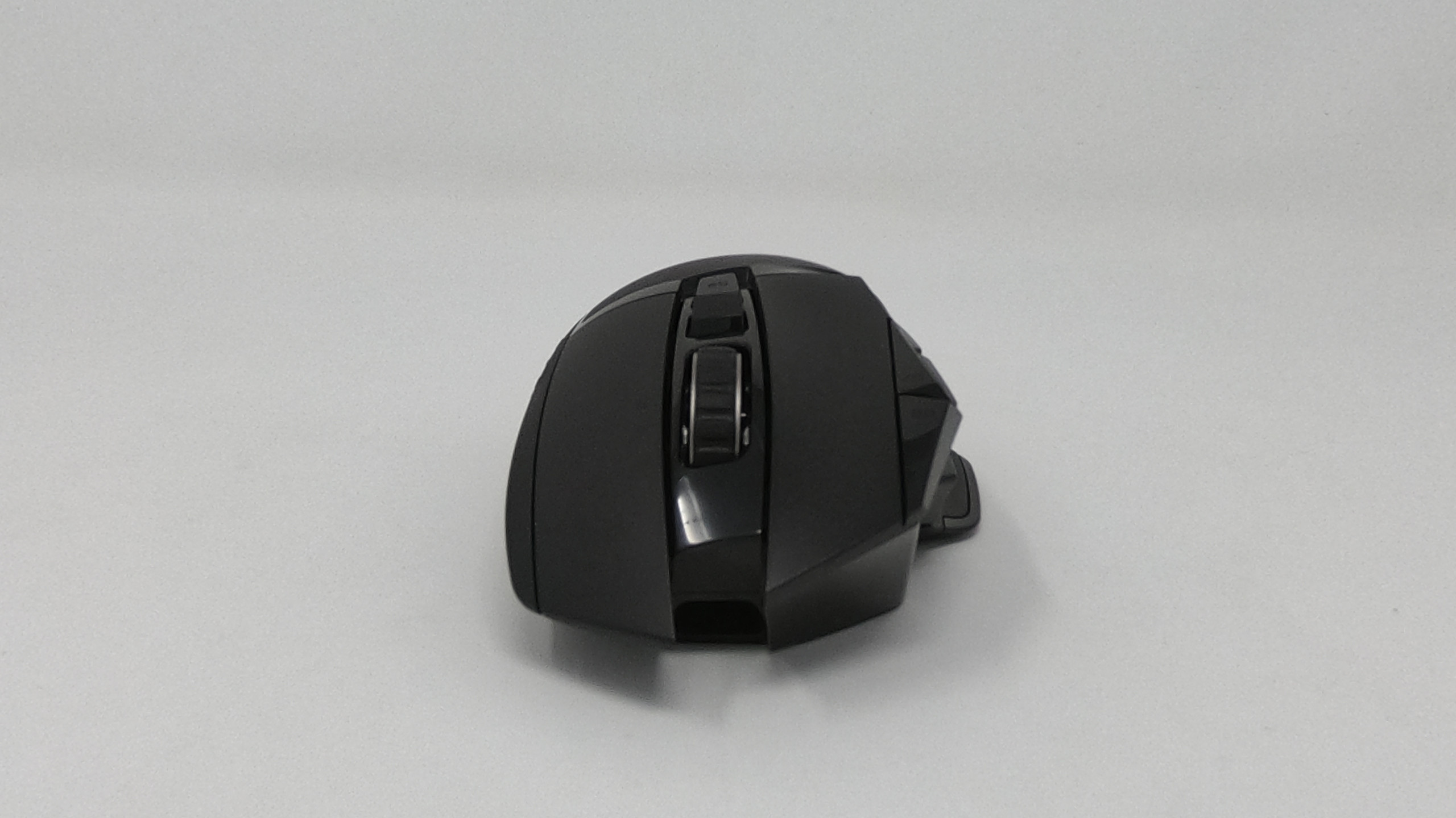 Logitech G502 Wireless Front, Micro-USB