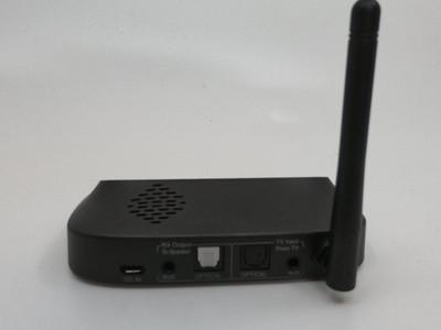 Avantree Oasis Plus Inputs & Outputs 3.5mm SPDIF Micro USB