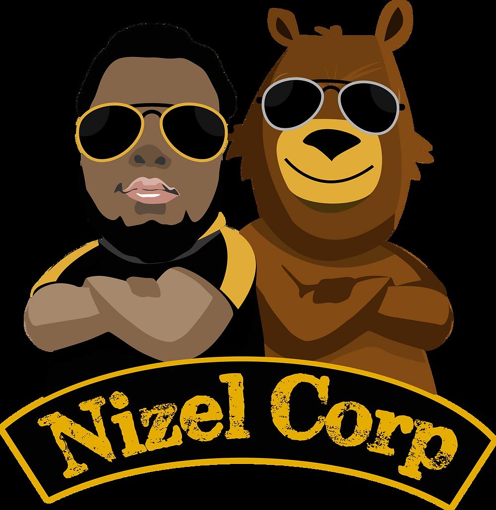 nizel co logo incomplete fiverr