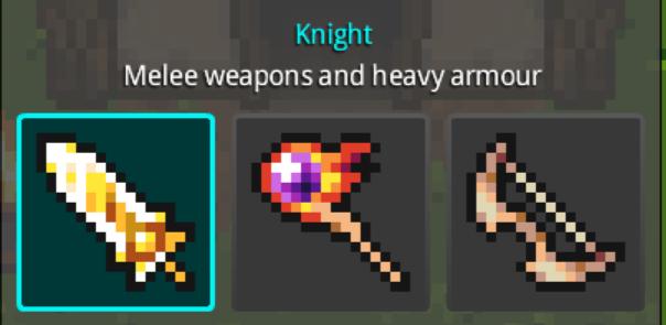 Mirage Realms Classes - Warrior, Mage, Ranger
