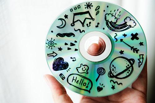 CD/DVD Copy
