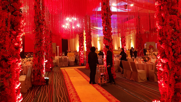 Grand Wedding