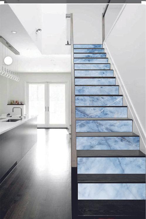 Trapsticker Blue marble