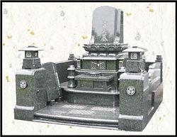 和洋型墓石