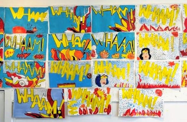 Pop Art Workshop