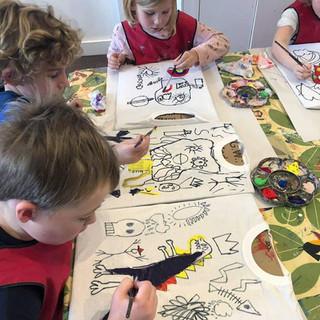 Basquiat Workshop