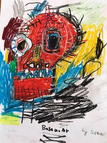 Mini Picassos Basquiat Masterpieces