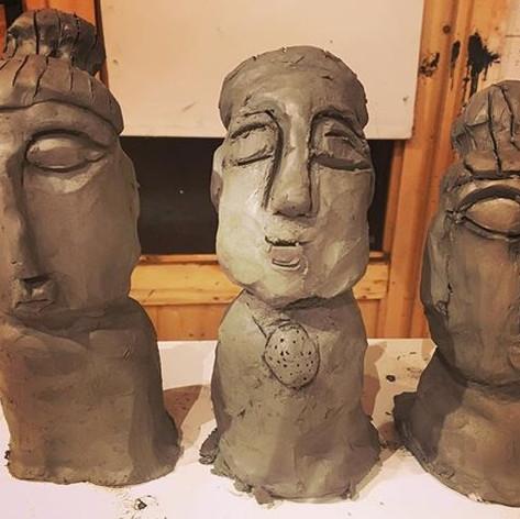 Modigliani Sculptures