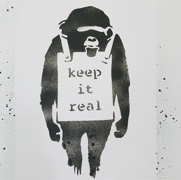 Week 2 - Fridays Banksy + Street Art