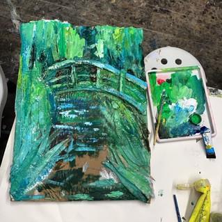 Summer Workshops - Week 1 Monet + Impressionism