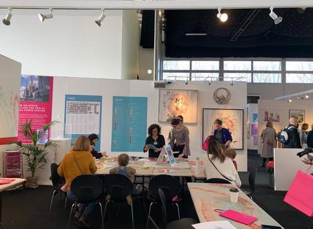 Mini Picassos at Affordable Art Fair - Battersea