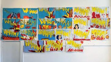 Summer Workshops - Week 2 Pop Art!
