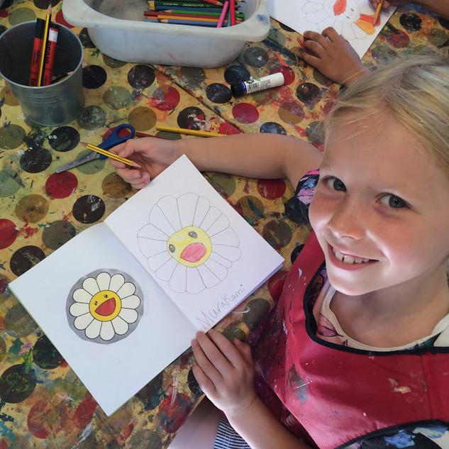 Flowers + Bumblebee Workshop