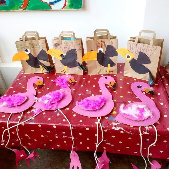 Birds Workshop