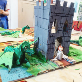 Princess & Dragons Workshop