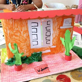 Frida Kahlo Workshop