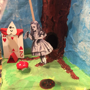 Alice in Wonderland Workshop