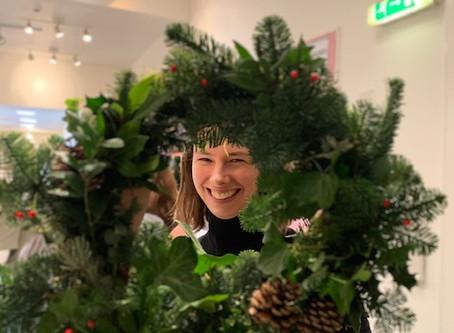 Festive Wreath Making Workshops!