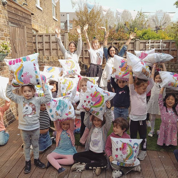 Easter Holiday Workshops Highlights!