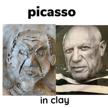 6-11yrs Mini Picasso Art