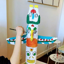 Mini Picassos | London | Arty Holiday workshops