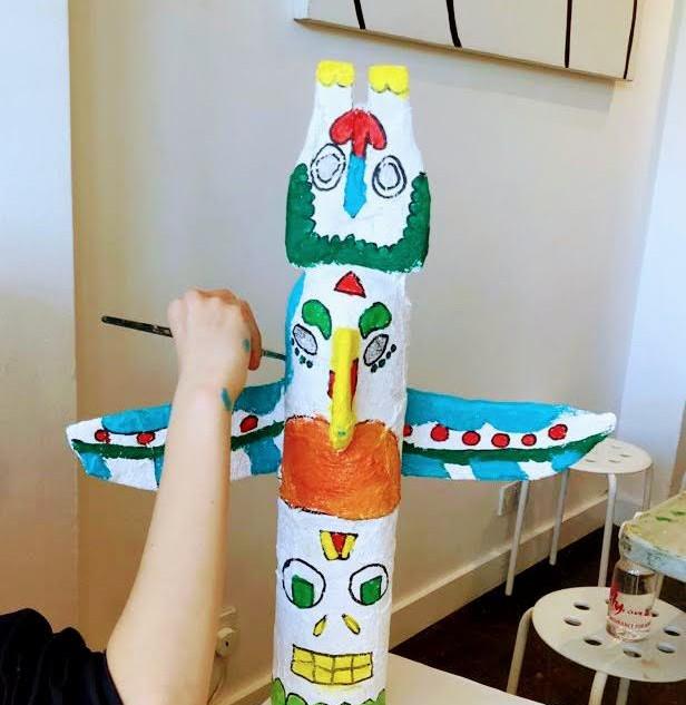 Mini Picassos   London   Arty Holiday workshops