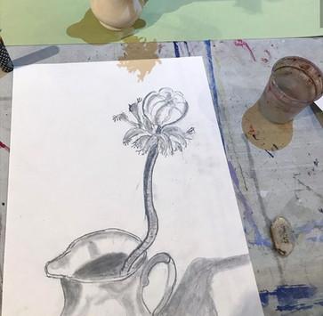 Still Life Flora with Sophie Newnham
