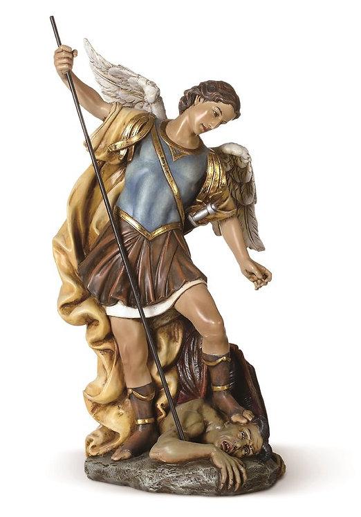 "San Miguel Arcangel 7.25"" - 60694"