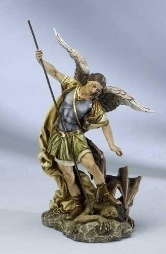 "San Miguel Arcangel 4.75"" - 46480"