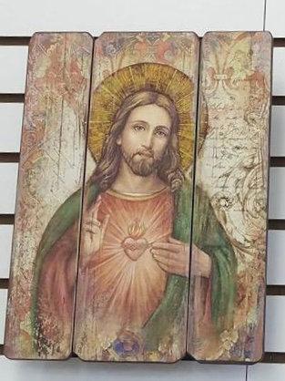 Retablo Sac. Corazón de Jesús - 69918